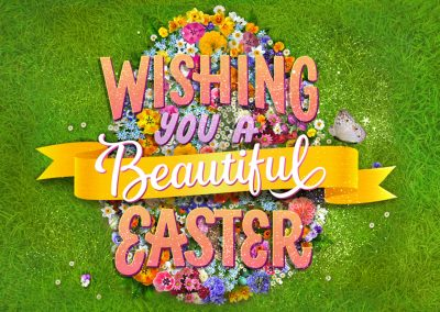 A Beautiful Easter